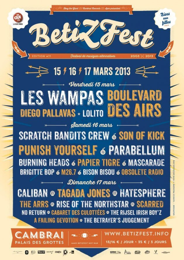 BetiZFest 2013 Cambrai