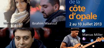 festival cote d'opale 2013 37edition