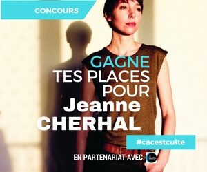 Jeanne Cherhal concours