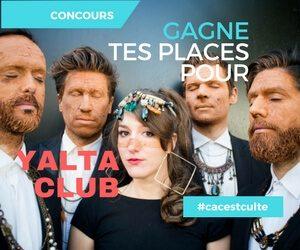Yalta Club La malterie