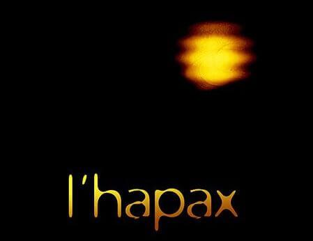 l'hapax