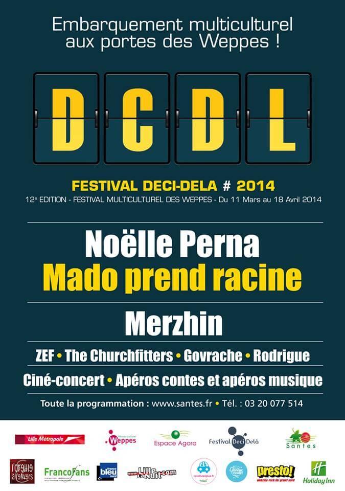 affiche festival deci-dela 2014