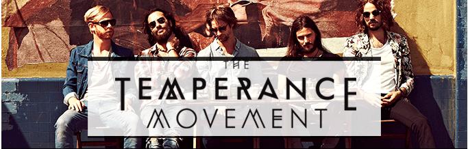 The Temperance Movement rock-banniere