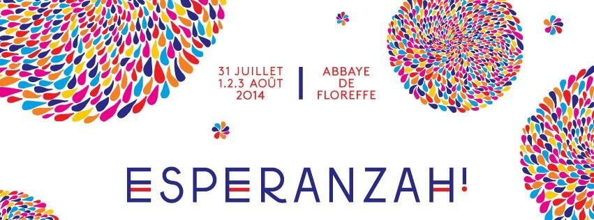 esparanzah festival 2014 abbaye de floreffe