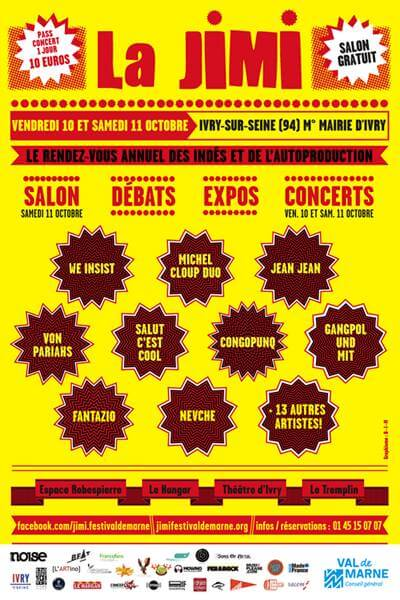 affiche la jimi 2014 edition festival de marne