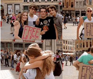 jam in the band free hugs clip video youtube lille