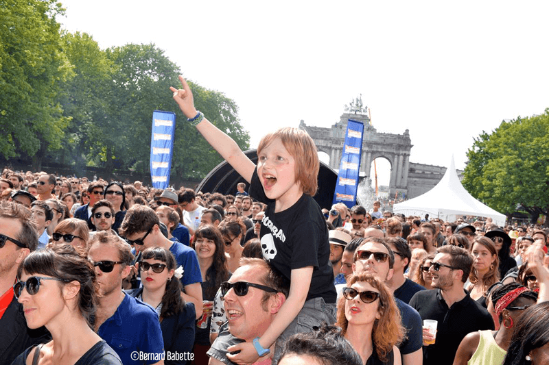 Concert La Femme @Tourcoing ©Josse JUILIEN / @Bruxelles ©Bernard BABETTE