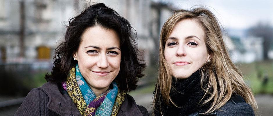 Lidija & Sanja bizjak lundi 18 aout 2014 pianos folies touquet paris plage