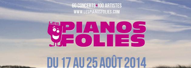 les pianos folies 2014 touquet paris plage