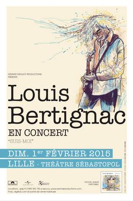 louis bertignac concert tournee lille 1 fevrier 2015-nord