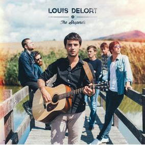 pochette album outre manche louis delort and the sheperds