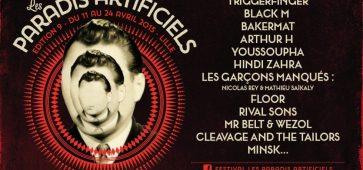 les paradis artificiels 2015 lille festival