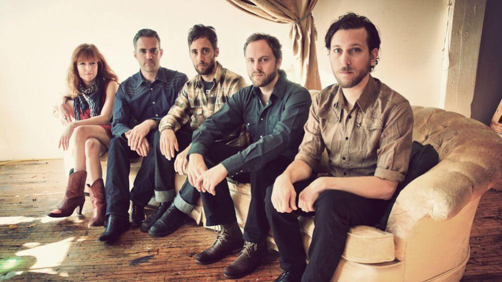 Great Lake Swimmers concert Aeronef Lille