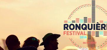 Ronquières Festival 2016
