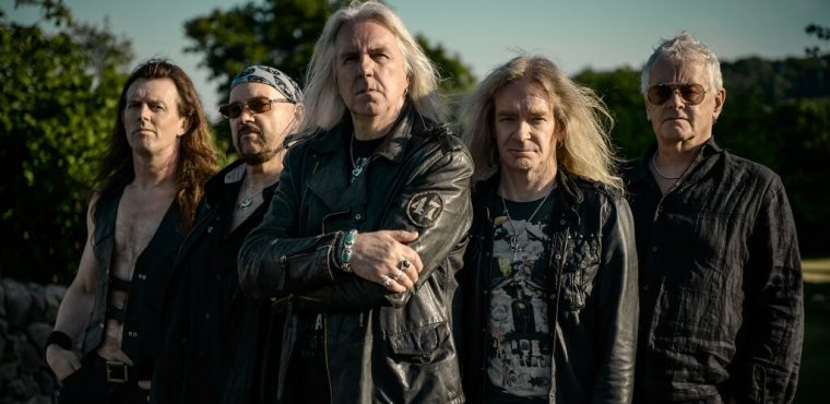 Saxon en tournée et au Splendid de Lille