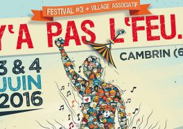 Y'a pas l'feu 2016 festival cambrin