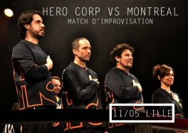 Hero Corp vs montreal Lille