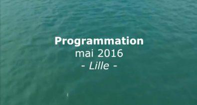 Programmation Bains de Minuit Lille Mai 2016