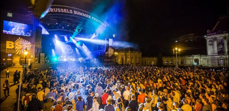 WE LOVE Brussels Summer Festival 2016 !