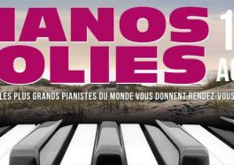 pianos folies 2016 festival touquet paris plage