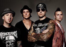 avenged sevenfold concert zenith lille hard rock metal loud tour