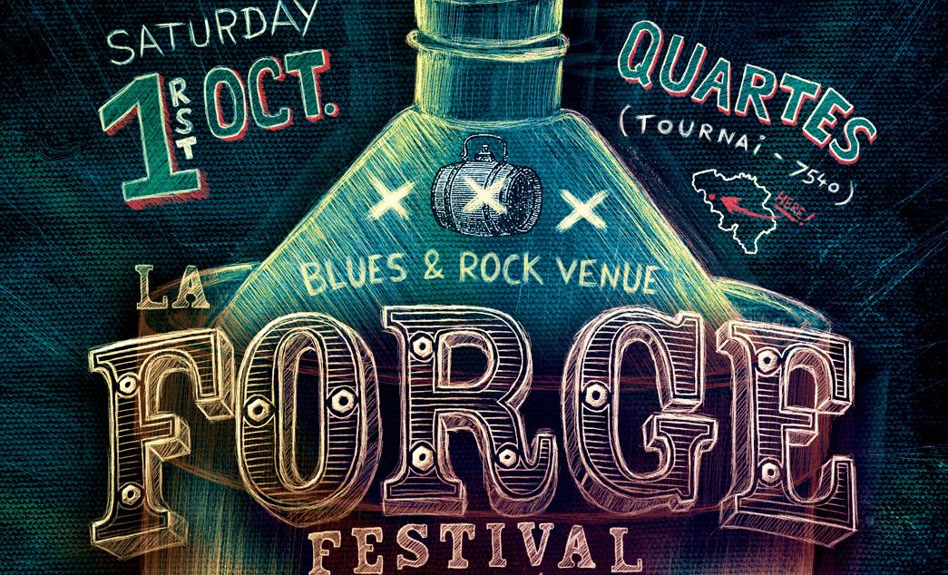 La Forge Festival 2016