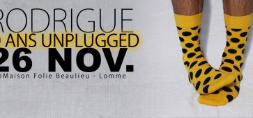 rodrigue 10 ans unplugged concert