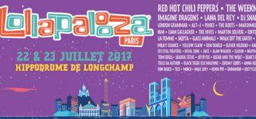 Lollapalooza Paris Festival 2017