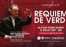 Requiem de Verdi Jean-Clause Casadesus ONL Pierre Mauroy