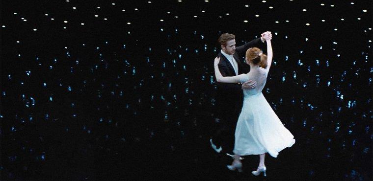 La La Land danse