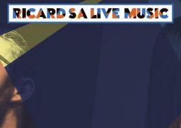 Ricard S.A Live Music 2017 tournée 2017 mome mai lan