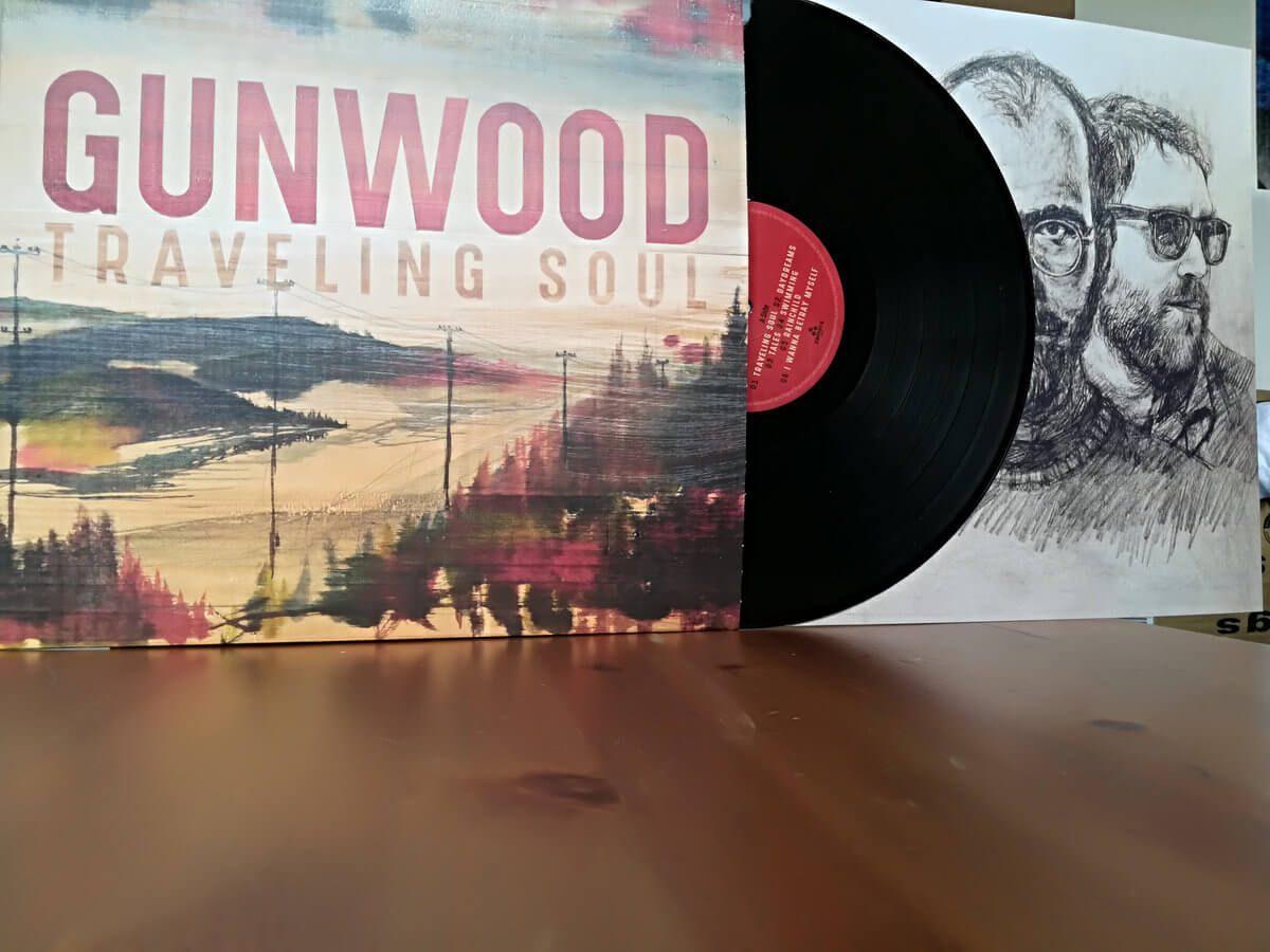 gunwood travelling soul ça c'est culte album chronique sortie1