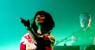 The Dø Opposite Ways live at l'Olympia Live Paris cinq7 because music cacestculte