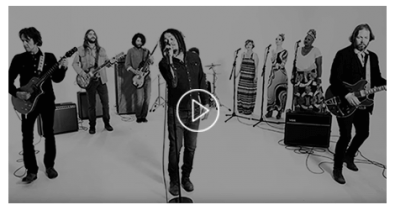 The Magpie Salute Omission video clip cacestculte rock