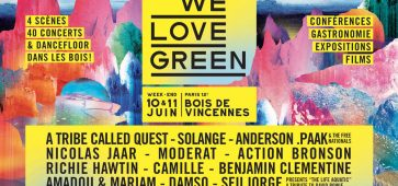 we love green 2017 festival ça c'est culte