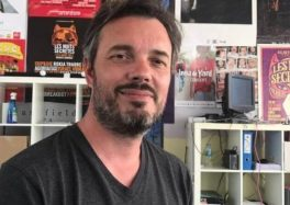 Olivier Connan Directeur festival Les Nuits Secrètes