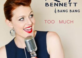 Robyn Bennett & Bang Bang Too Much