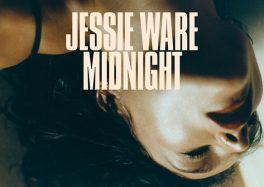 Jessie Ware - Midnight -cover