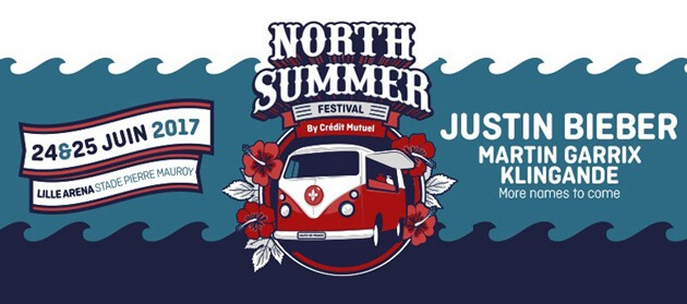 North Summer Festival 2017 au Stade Pierre Mauroy
