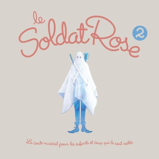 Le soldat rose 2 album
