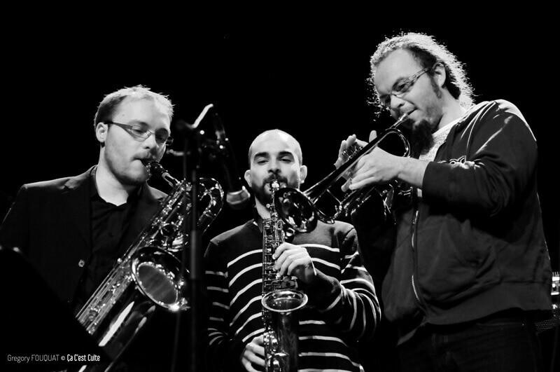 Jam Session 8 @ Tourcoing Jazz Club 12 février 2014 ©Gregory FOUQUAT