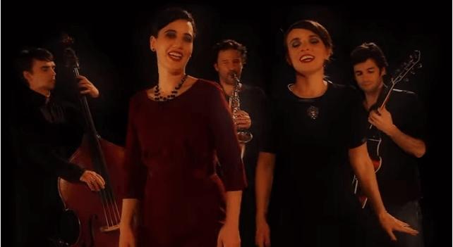 LIZZY STRATA - It's De-lovely clip youtube