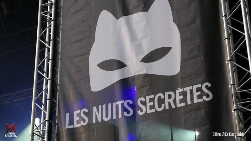 Les Nuits Secrètes 2014 Vendredi 1er août @Aulnoye-Aymeries ©Célineline