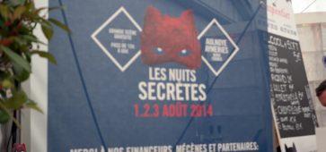Les Nuits Secrètes 2014 Dimanche 3 août partie 1 @Aulnoye-Aymeries ©Céline Joséphine Romane