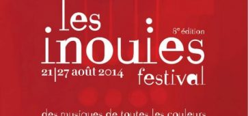 festival Les Inouïes 2014 arras béthune