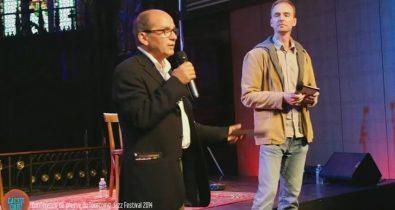 Conférence de Tourcoing Jazz festival 2014
