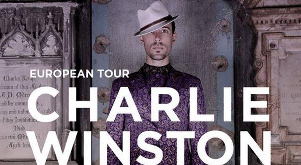Charlie Winston en concert au Théâtre Sébastopol Lille charlie winston theatre sebastopol lille 2015 tour