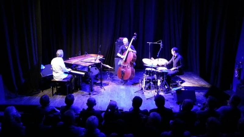 Laurent de Wilde Trio au Jazz-Club Dunkerque Laurent de Wilde au Jazz Club de Dunkerque ©David Laisné
