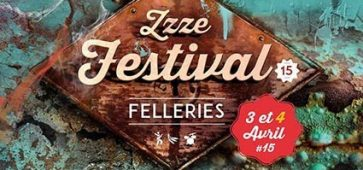 Zzze Festival 2015 à Felleries zzze festival 2015 Salle des Fêtes de Felleries avril 2015