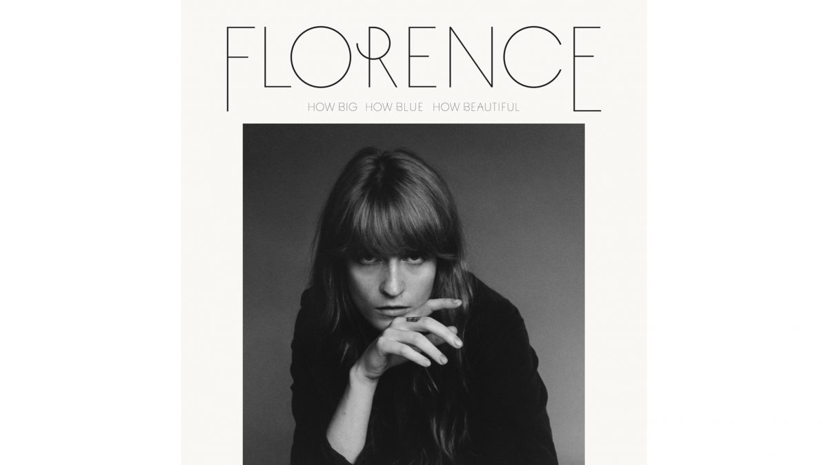 Florence and The Machine how big how blue how beautiful cacestculte island records barclay